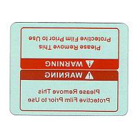 Стекло для маски сварщика Optima 9.13 Visor, внутреннее FUBAG 992491