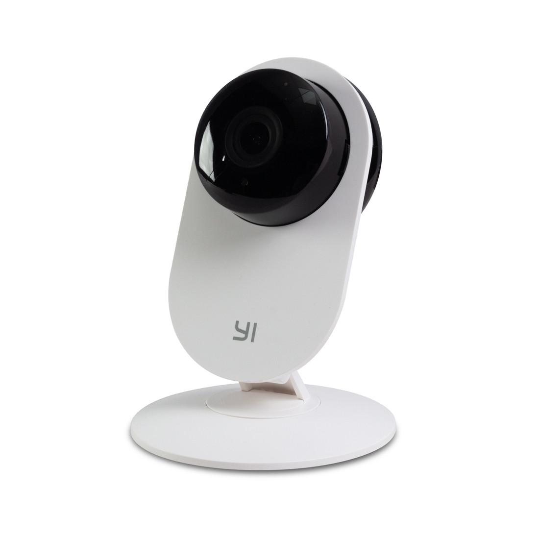 Цифровая камера видеонаблюдения YI Home camera Белый - фото 1