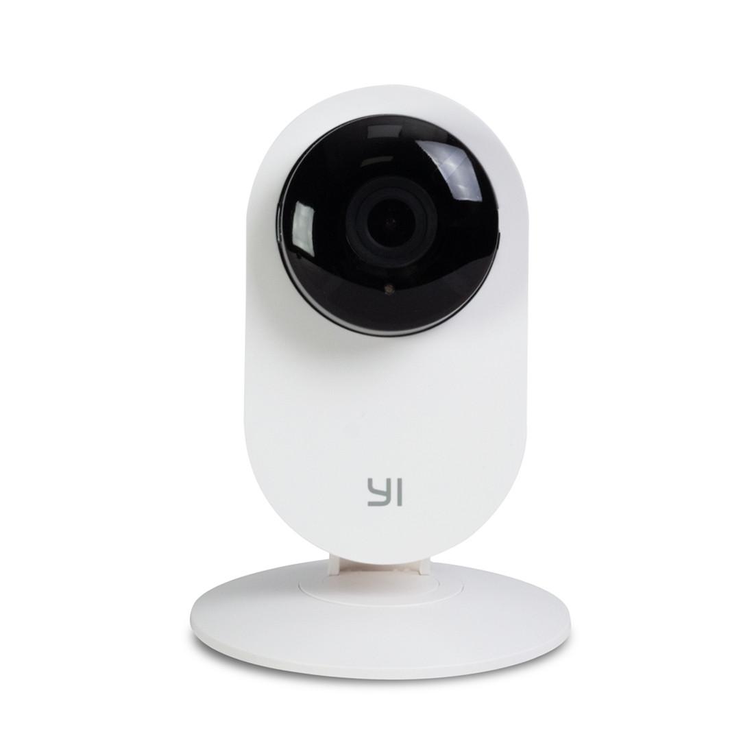 Цифровая камера видеонаблюдения YI Home camera Белый - фото 2