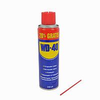 Смазка универсальная WD-40, аэрозоль, 0,24 л WD-40 WD0001/1