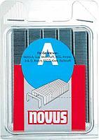 Скобы для степлера 53/10S, 1000 шт NOVUS 042-0357