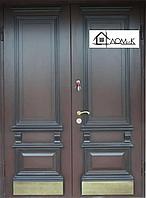 Дверь на заказ двухстворчатая в Алматы