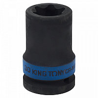 "Головка торцевая ударная TORX Е-стандарт 3/4"", E30, L = 56 мм KING TONY 657530M"