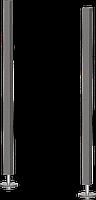 Комплект стоек под кронштейны для крепления двух перфораций и светильника к верстаку FERRUM 01.А10-NEW