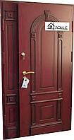 Дверь уличная глухая на заказ