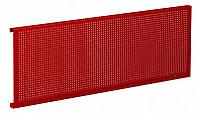 Панель перфорированная для верстака 139 см, красная, 1 шт FERRUM 07.014-3000