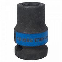 "Головка торцевая ударная TORX Е-стандарт 1/2"", E16, L = 38 мм KING TONY 457516M"