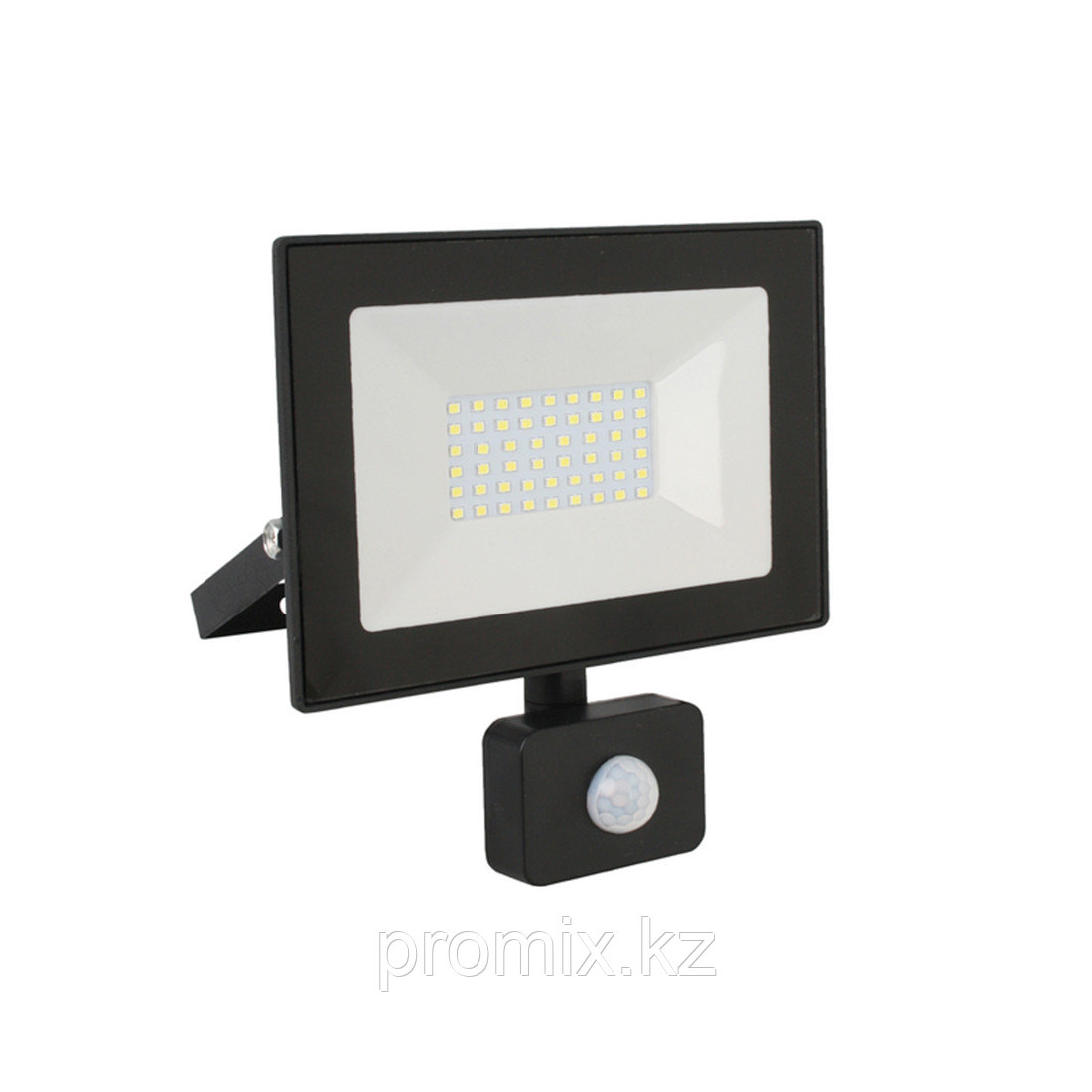 Прожектор LED с датчиком Ultraflash LFL-5002S C02 (50Вт., 6500К)