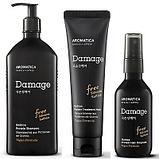 Бессульфатный шампунь c протеинами для повреждённых волос AROMATICA Quinoa Protein Hair Shampoo, фото 4