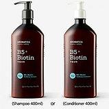 Бессиликоновый укрепляющий кондиционер с биотином AROMATICA B5+Biotin Fortifying Conditioner, фото 3