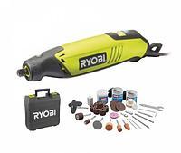 Машина прямая шлифовальная электрическая Ryobi EHT150V с 115 принадлежностями 5133000754
