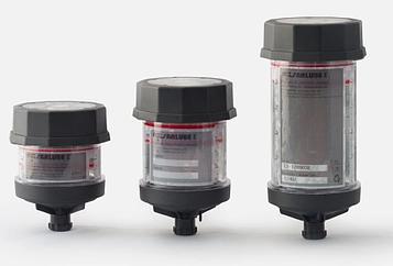 Одноточечный лубрикатор Pulsarlube E 120ml заполненный PL2 Смазкой для тяжелых условия