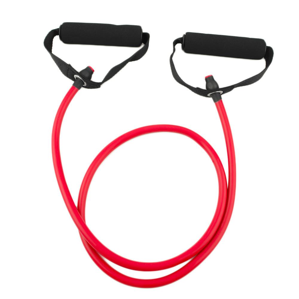 Эспандер трубчатый NS  красный 6,8 кг