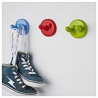 КРОКИГ Стенной крюк, разноцветный, фото 1