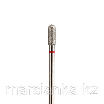 Бор алмазный 141.514.031 (цилиндр красный) VLADMIVA