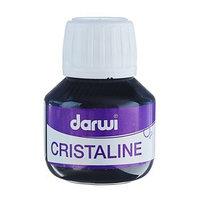 Чернила пигментные, 50 мл, Darwi Cristaline 100, чёрные, непрозрачные, быстросохнущие (жидкая акварель)