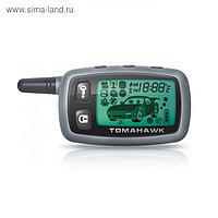 Корпус брелка Tomahawk TW 9010, TW 9030 под узкую антенну