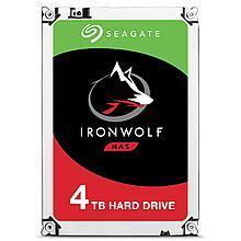 "Seagate ST4000VN008 Жесткий диск для NAS систем 4Tb HDD IronWolf SATA 6Gb/s 5900rpm 3,5"" 64Mb"