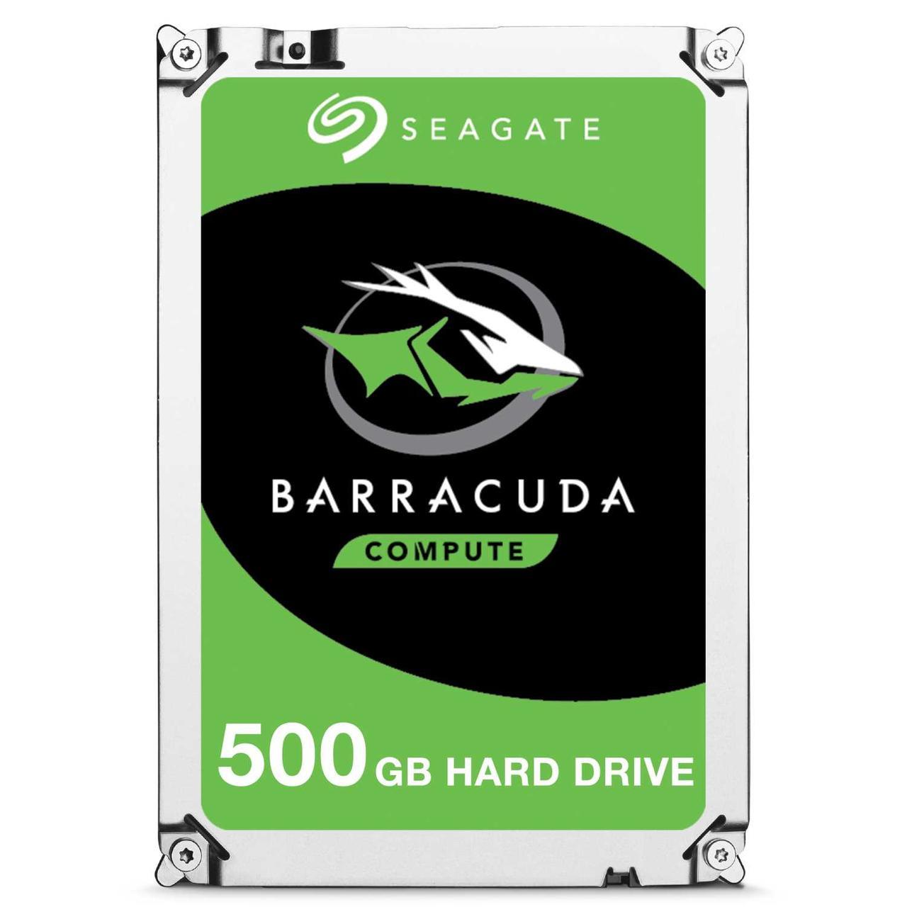 """Seagate ST500DM009 Жесткий диск HDD 500 Gb Barracuda 3.5"""" SATA"""
