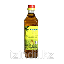 Горчичное масло холодного отжима, 500 мл, Sangam Herbals