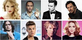 Прайс лист гонораров зарубежных артистов