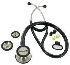 Кардиологический стетоскоп SPENGLER Cardio Prestige 4in1 черный