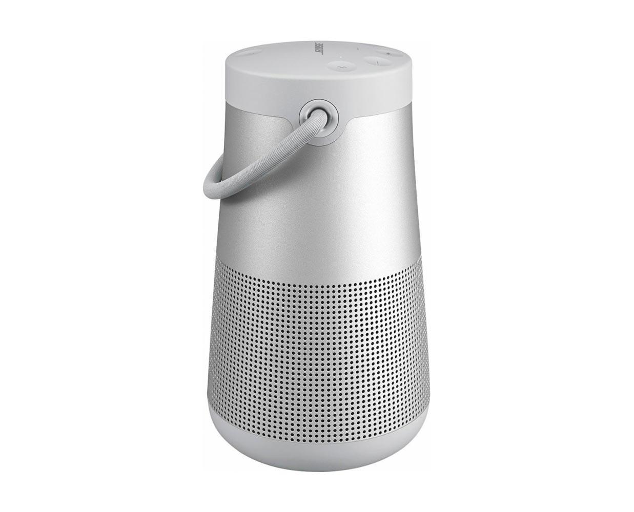Беспроводной спикер (колонка) Bose SoundLink Revolve Plus Silver - фото 1