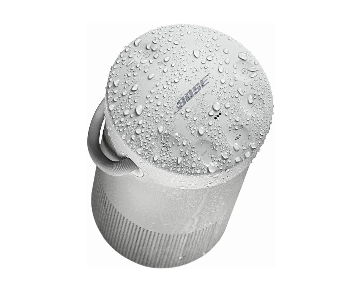 Беспроводной спикер (колонка) Bose SoundLink Revolve Plus Silver - фото 3