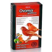 Корм для птиц с крассным оперением, Padovan Ovomix Gold rosso - 300 г