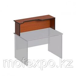 Надстройка к столу с вырезом левая