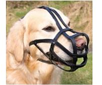 Намордник для собак крупных пород, обхват морды 24 см