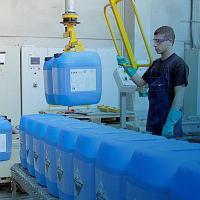 Щелочное моющее и дезинфицирующее средство на основе гипохлорита натрия (CIP мойка)
