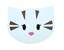 Коврик под миски для кошек.