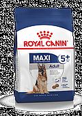 Корм Royal Canin Maxi Adult 5+ для собак крупных пород в возрасте с 5 до 8 лет - 15 кг