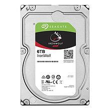 "Seagate ST6000VN001 Жесткий диск для NAS 6Tb IronWolf IronWolf 3.5"" SATA 6Gb/s 128Mb 5900rpm"