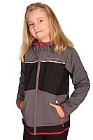 Куртка STORMO 2 Серый, 128-134