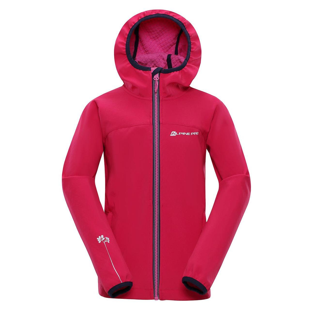 Куртка NOOTKO 8 Малиновый, 128-134 - фото 1