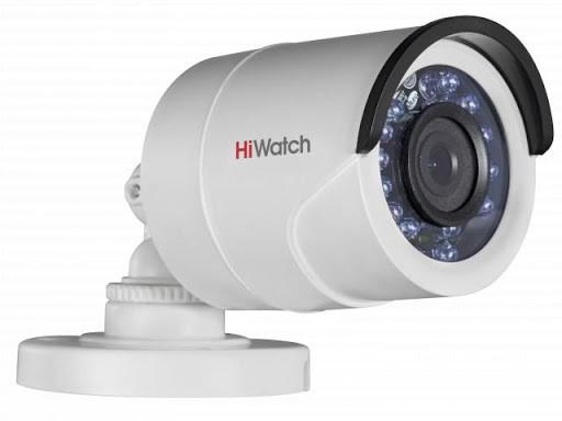 DS-T110 (HCB-5022T-IRP) HD-TVI HiWatch Видеокамера цилиндрическая /гарантия 12 мес/