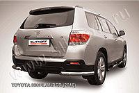 Уголки d57 Toyota Highlander 2011-13