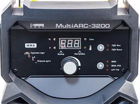 Сварочный инвертор КЕДР MultiARC-3200, 20-320 А, 100% ПВ, фото 2