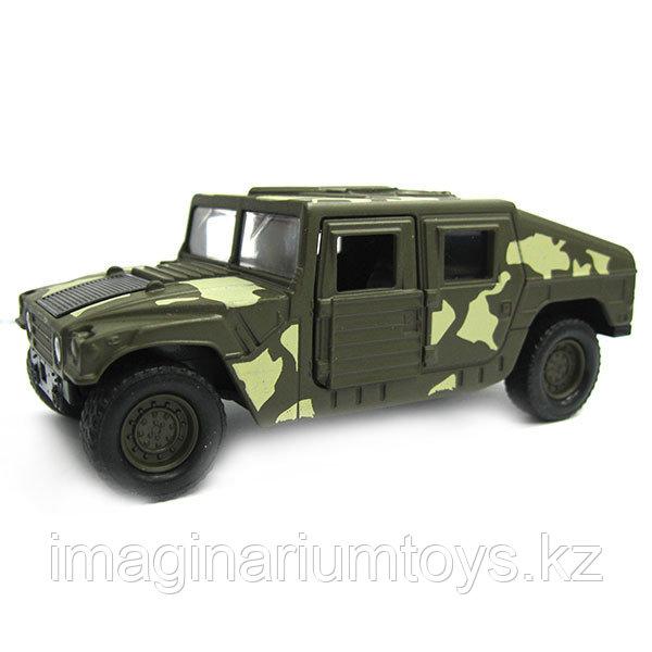 Welly Военный бронированный автомобиль Велли