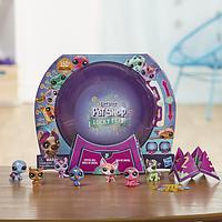 Подарочный набор с предсказаниями Littlest Pet Shop