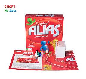 Семейная настольная игра Alias 10+