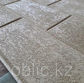 Панели фасадные с фактурой травертина