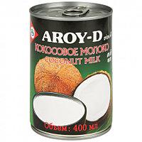 """Кокосовое молоко 60 % """"Aroy D"""", 400 мл"""