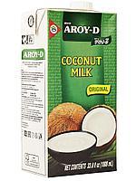 """Кокосовое молоко 60% """"Aroy D"""", 1000 мл"""