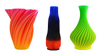 Моделирование: вазы, емкости, бутыли.