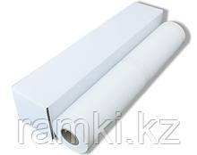 Матовый 0,61х18м (285гр/м2). Рулонный широкоформатный холст для струиной печати для широкоформатных принтеров,