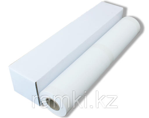 Матовый 1,07х18м (285гр/м2). Рулонный широкоформатный холст для струиной печати для широкоформатных принтеров, плоттеров