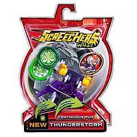 Screechers Wild: Машинка-трансформер Тандерсторм